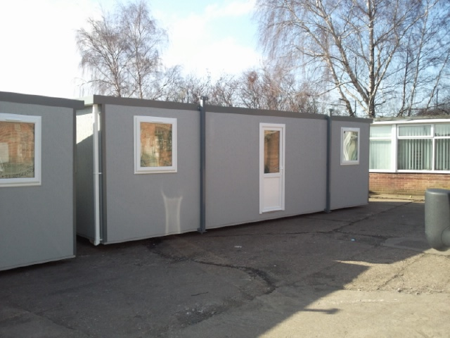 Modular Buildings For Offices